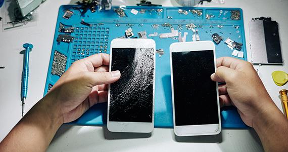 Reparar móvil en Pamplona